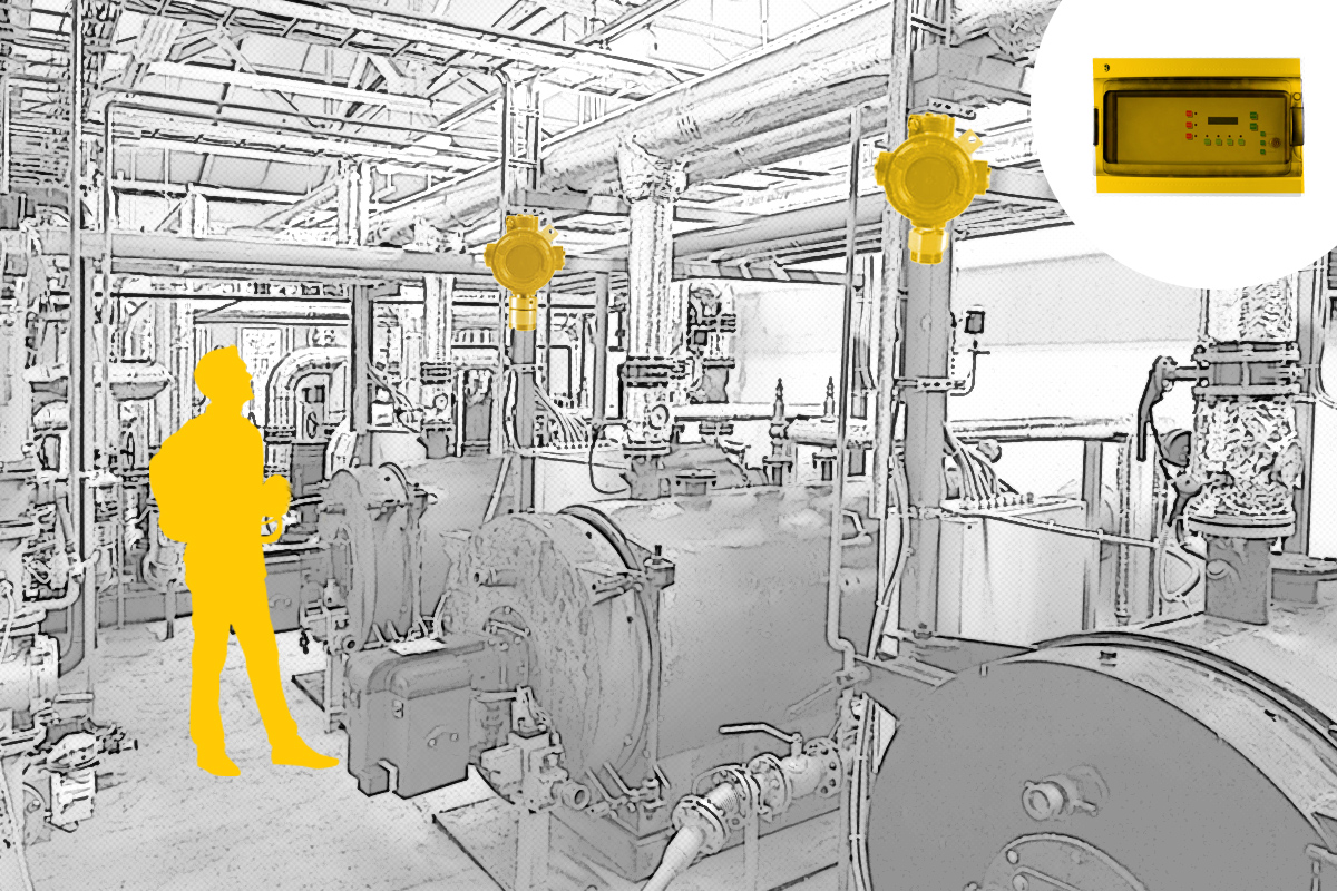 Kontrolisanje instalacija i uređaja za detekciju eksplozivnih i zapaljivih gasova